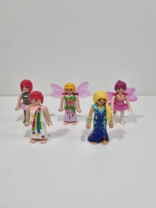 Playmobil hadas,princesas