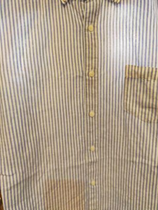 Camisa marinera Cortefiel