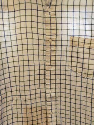 Camisa cuadros Cortefiel