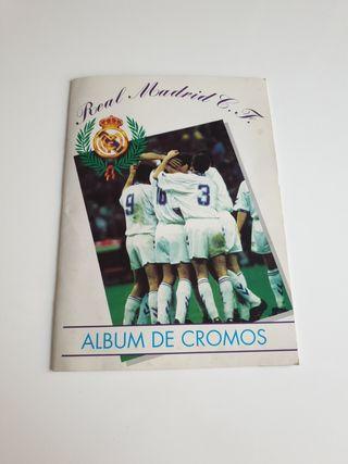 Album Real Madrid 94-95 futbol y baloncesto