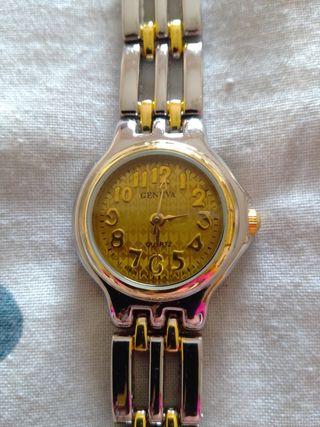 Reloj analógico mujer Geneva. NUEVO.