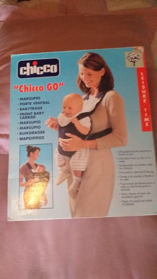 porta bebe Chicco