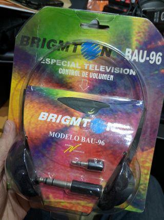 Auriculares TV Brigmton BAU-96