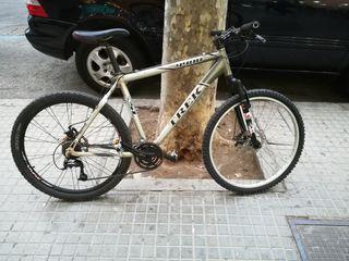bici trek 4400 aluminio frenos de disco