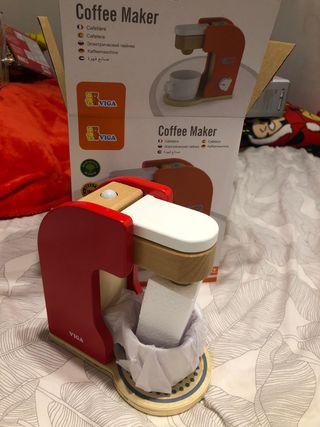 Cafetera de juguete