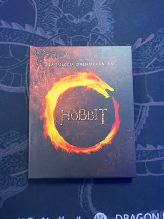 El Hobbit Trilogia Bluray