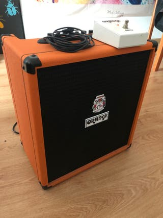 Amplificador bajo Orange CRUSH BASS 50