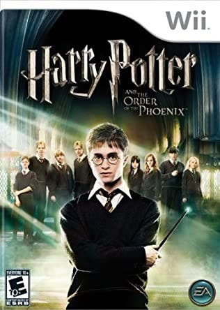 Juego Harry Potter Wii