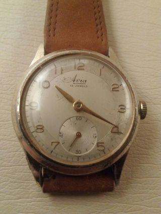 Reloj Avia
