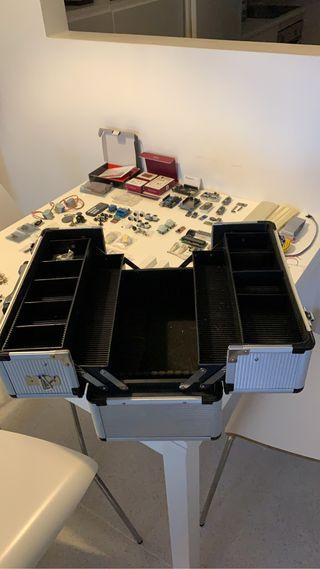 Kit placas desarrollo más componentes