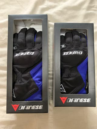 Guantes Dainese invierno D-dry Gore-Tex