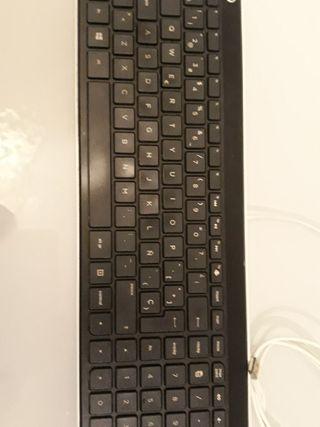 teclado HP