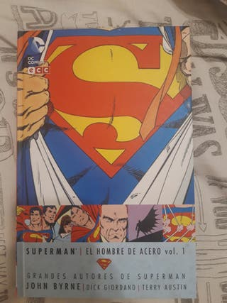 Superman John Byrne Vol. 1