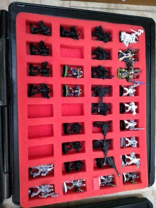 colección Warhammer 40000