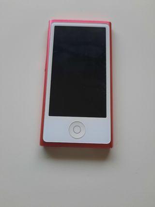 Ipod nano 7G 16gb rosa fucsia
