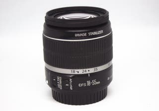 CANON EFS 18-55MM F/3.5-5.6 IS 58MM IMAGE STABILIZ