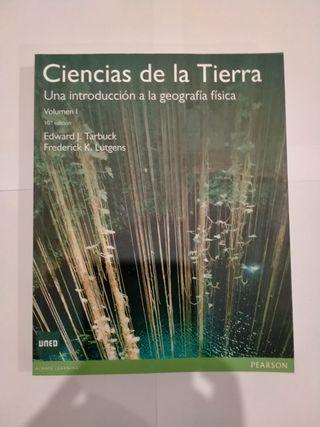 Ciencias de la Tierra. Volumen 1