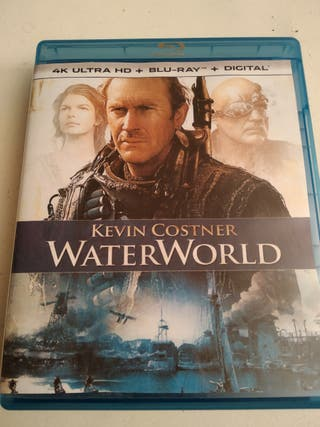 Bluray. Waterworld. Nuevo
