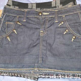 falda de Pepe Jeans