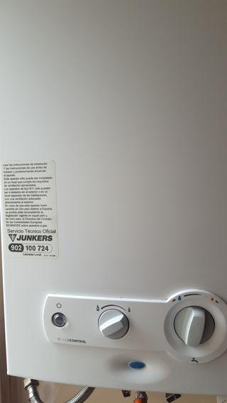 Se vende un calentador