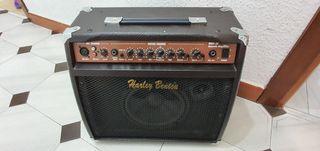 Amplificador acústico guitarra