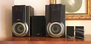 Altavoces Hi-Fi