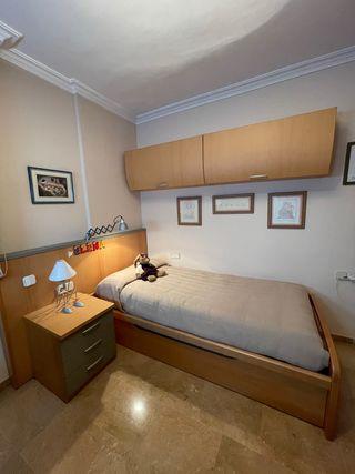 Dormitorio juvenil impecable y de calidad