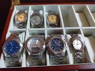 relojes colección