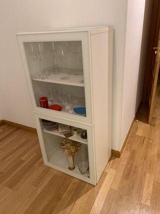Vitrina cristal IKEA