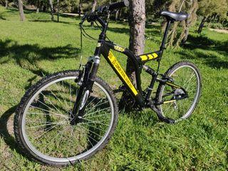 Bicicleta CONOR SCENE de suspensión doble