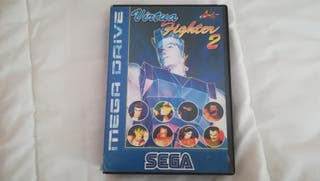 Virtua Fighter 2 Mega Drive
