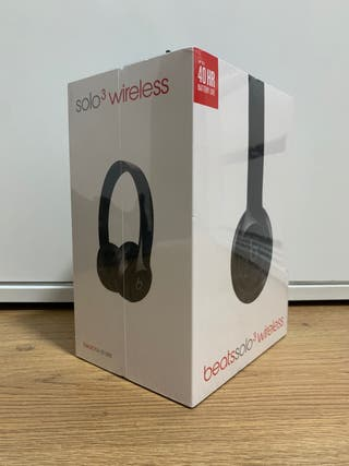 (SIN ABRIR) Beats Solo 3 Wireless
