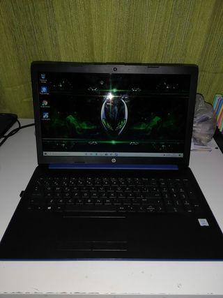 PORTÁTIL HP i5-7200U/8GB /240GB SSD
