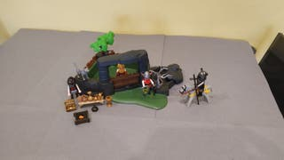 Playmobil set vikingos