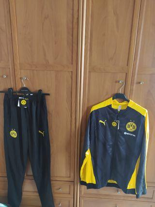 Puma Fútbol chándal Borussia Dortmund