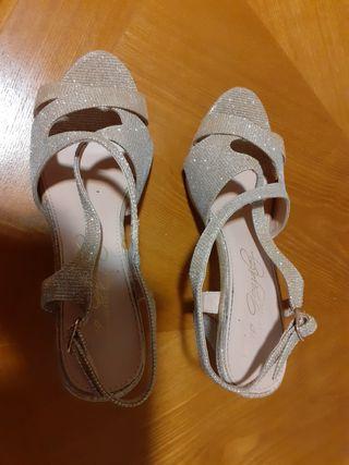zapatos evento