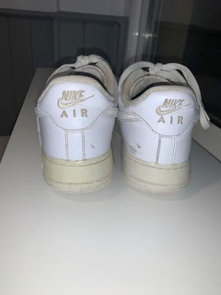 Zapatillas Air Force 1, blanca n 43 y medio