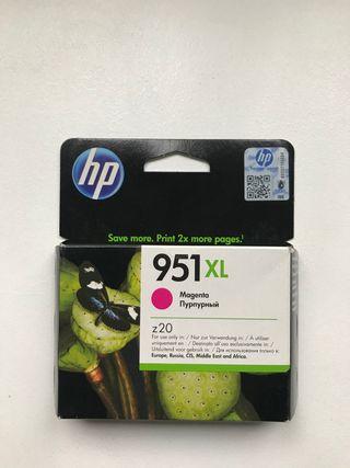 Cartucho impresora hp 951XL