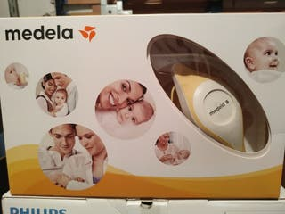 sacaleches medela manual