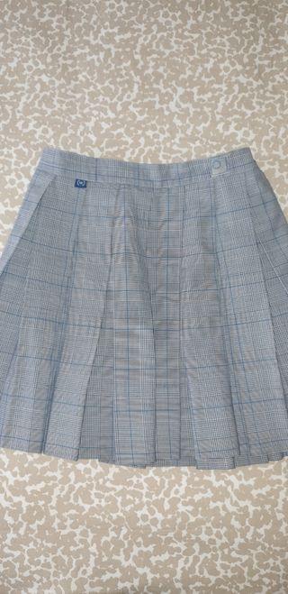 falda uniforme colegio Las Nieves