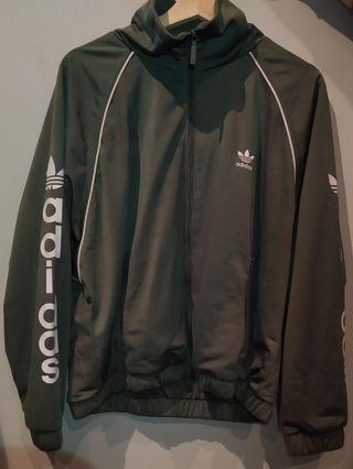 Chaqueta Adidas originals verde