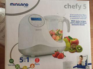 Robot de cocina Miniland Chefy 5