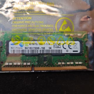 Memoria SAMSUNG 4GB DDR3 1600MHz para portátil