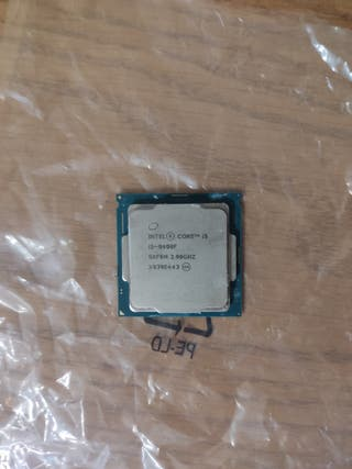 Procesador i5 9400F hasta 4,10 Ghz