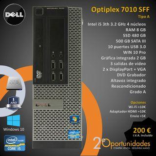 PC Sobremesa Optiplex 7010 SFF Tipo A