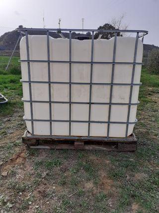Depósito de agua 1000 litros