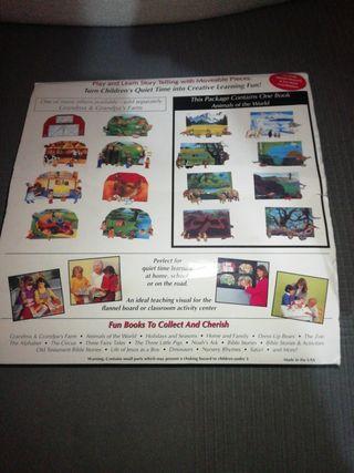 kit de actividades para niños