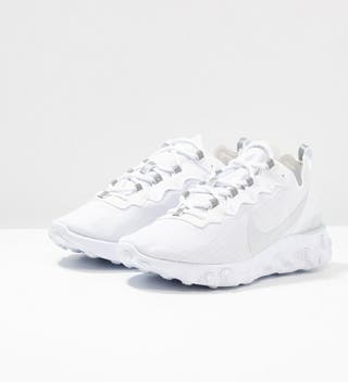 NIKE REACT ELEMENT 55 SE BLANCAS (talla 44)