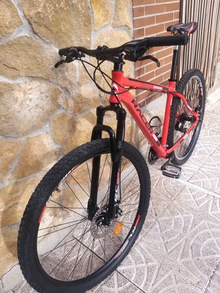 "bicicleta talla L 29"""