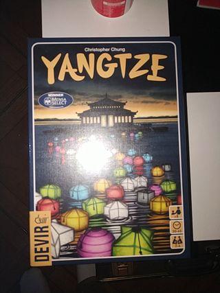 Yangtze juego de mesa precintado